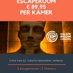 escaperoom actie