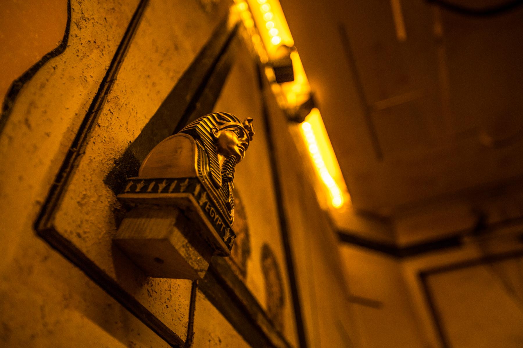 Het geheim van de Farao 1