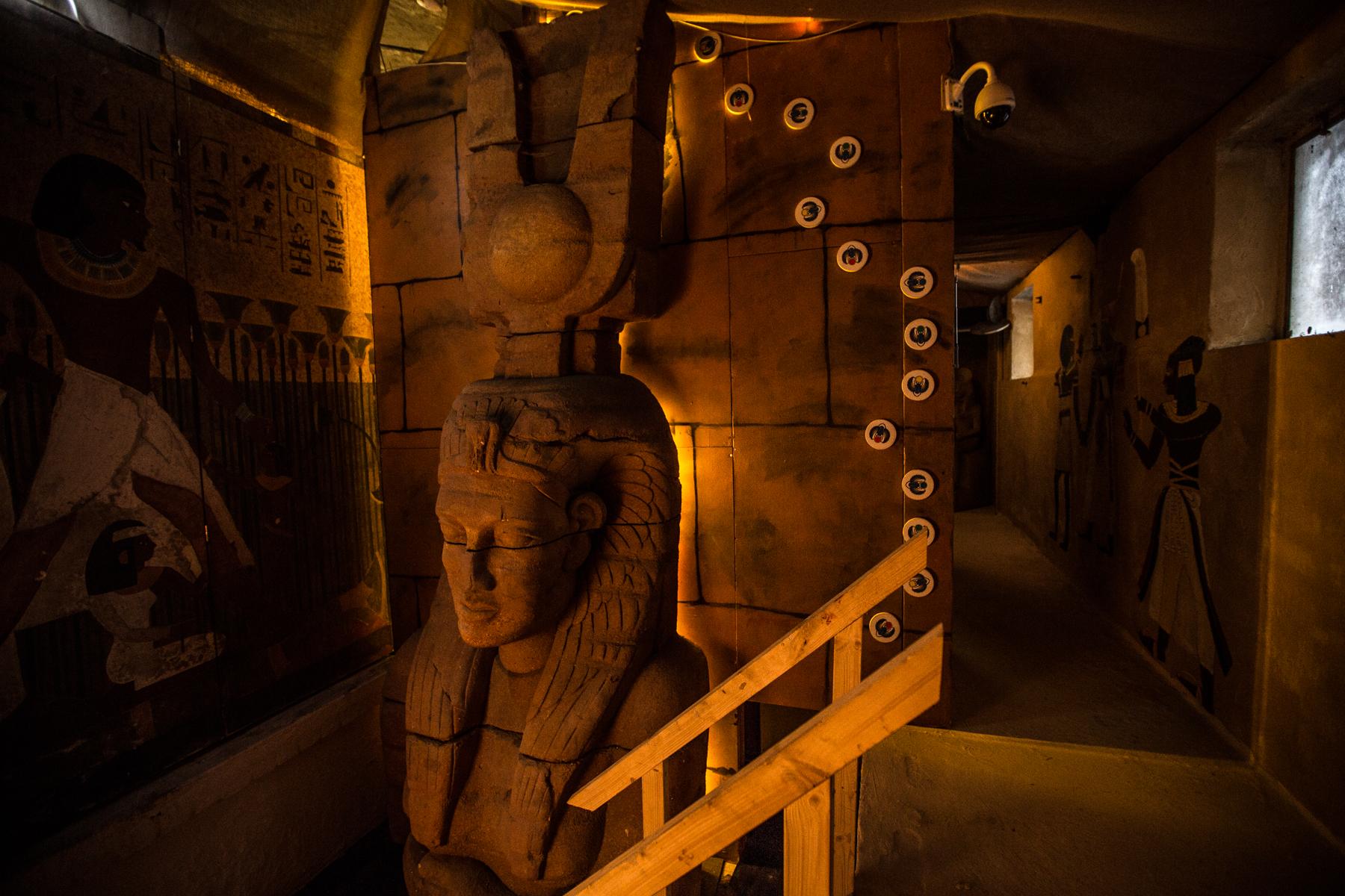 Het geheim van de Farao 3